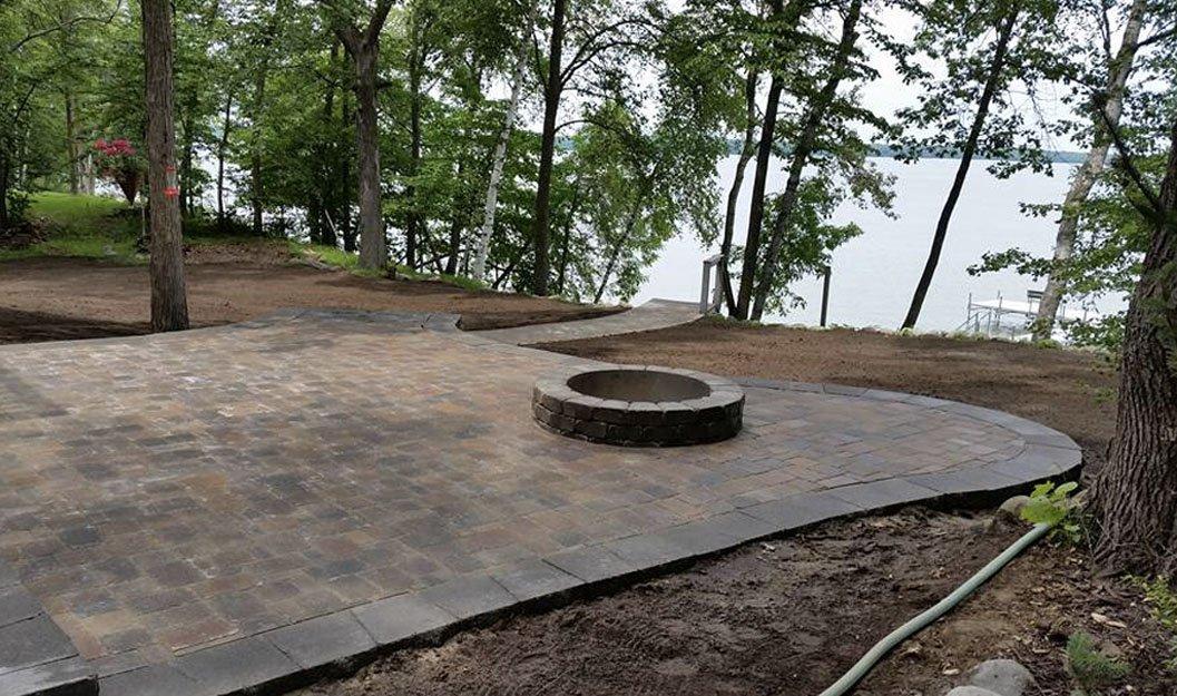 Landscape Contractor Services Walker Minnesota