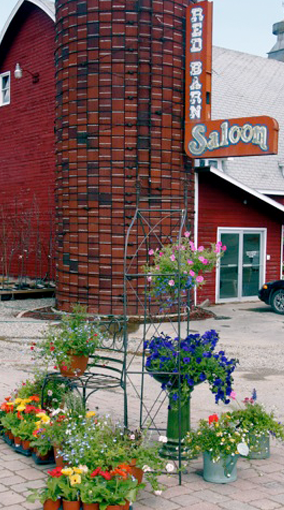 Walker Minnesota Old Red Barn