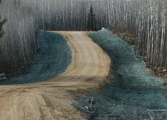 Walker Minnesota Turf-Tech-Landscape Hydroseeding Services